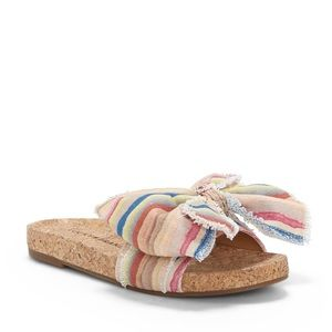 Lucky Brand Floella Slide Sandals